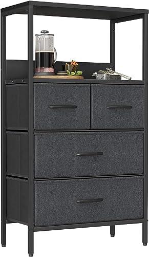 CubiCubi Dresser Storage Tower