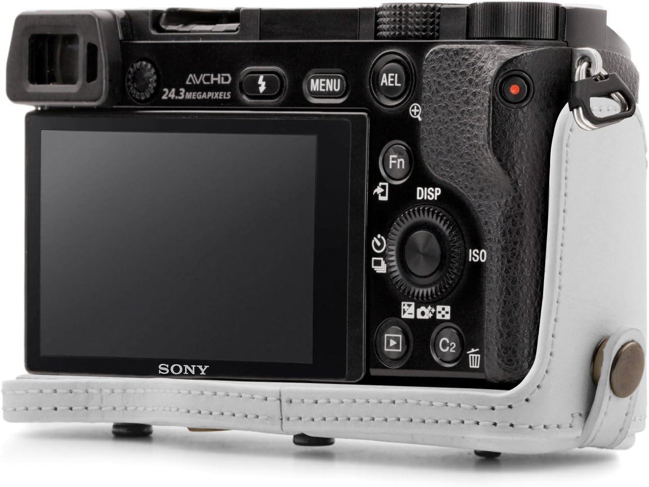 MegaGear MG864 Sony Alpha A6300, A6000 (16-50 mm) Estuche Ever ...