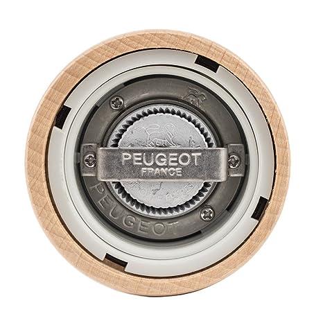 Peugeot Paris - Molinillo de pimienta y sal (13 cm, Madera): Amazon.es: Hogar