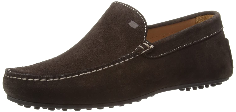TALLA 8 UK. Florsheim Comet - Zapatos sin Cordones de Cuero Hombre