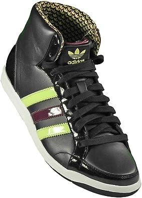 adidas Adi Hoop Mid W G14017 Couleur: Vert Noir