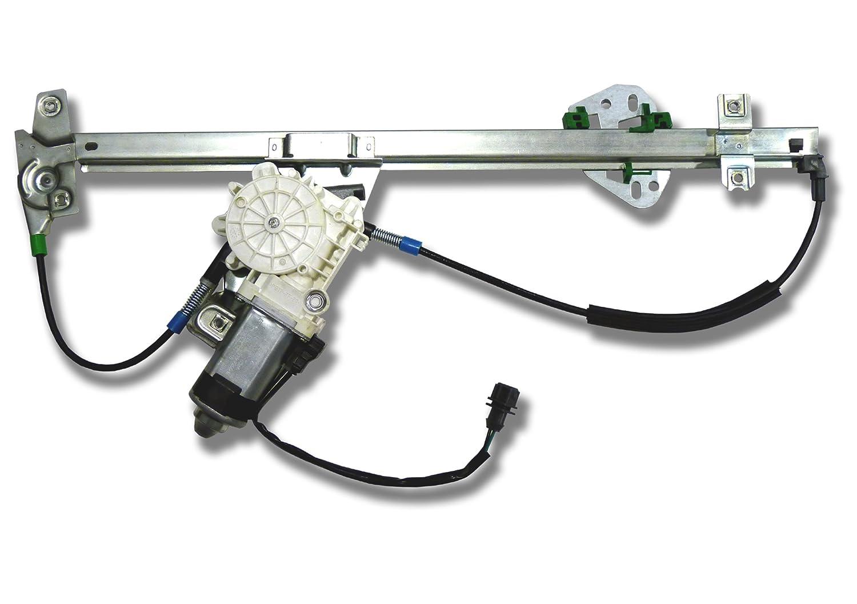 Mercedes Atego /& Axor set riparazione alzacristalli anteriore sinistra