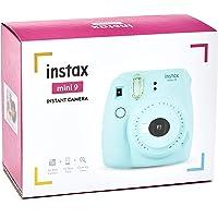 Fujifilm Pack Instax Mini 9 Bleu Givré + 1 film de 10 vues