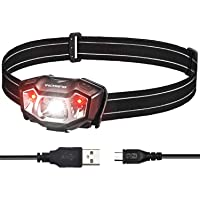 VicTsing Linterna Frontal LED Recargable con 50H