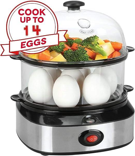 Amazon.com: Separador de yemas de huevo contenedor de huevos ...