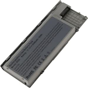 ARyee 5200mAh 11.1V Battery Laptop Battery Replacement for Dell Latitude D620 D630 D630c D630N D631 D631N D830N Precision M2300 PC764 PP18L