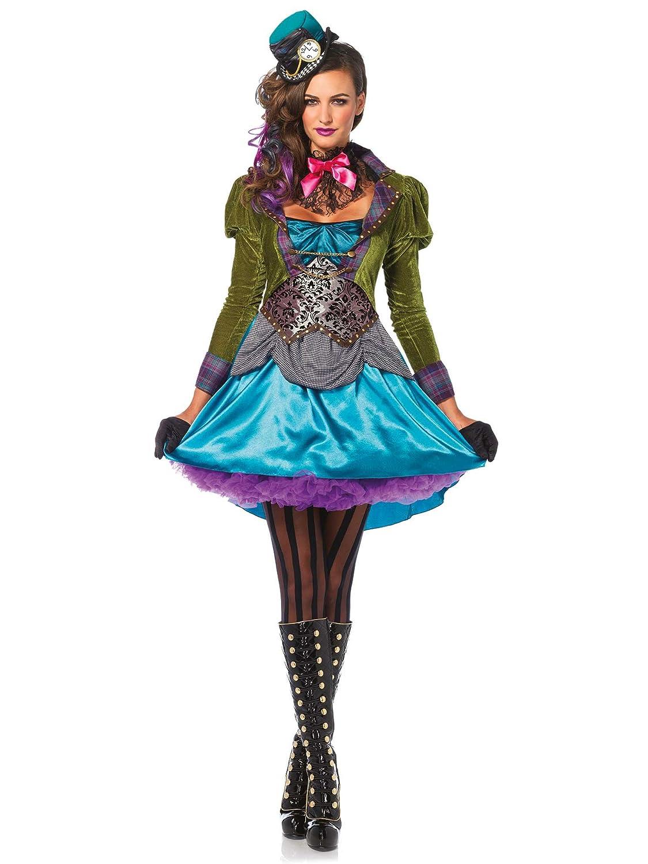 Generique - Kostüm Einer Hutmacherin für Frauen M