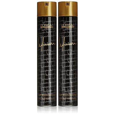 2unidades L 'Oréal Professionnel Infinium extra Strong 500ml