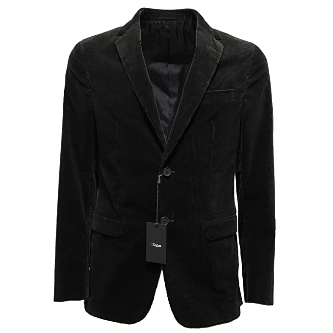 9949L Giacca Uomo Green Linea ZZEGNA Zegna Giacche Jackets Coats Men  56  R   Amazon.it  Abbigliamento b9b77d91027