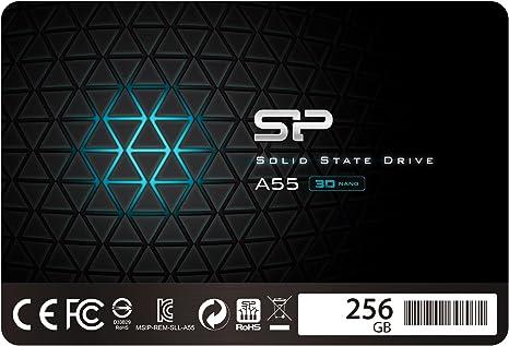 Silicon Power Ace A55 - SSD Disco Duro Sólido Interno 256 GB, 2.5 ...