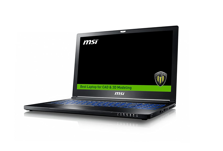 MSI WS63 7RK-670XES - Ordenador portátil de 15.6