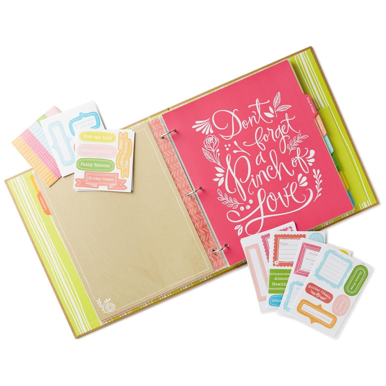 Hope and Biscuits Recipe Book Love Hallmark Faith