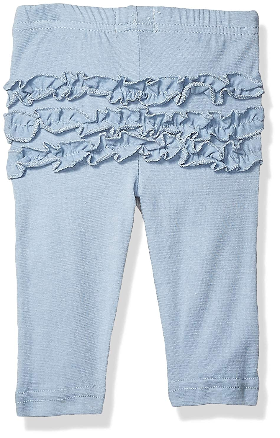 Quiltex Girls 2 Pack Printed Leggings with Elastic Waistband