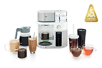 Braun KF9150WH SCAA Certified Coffee Maker