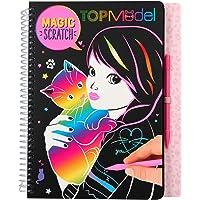 Depesche Libro para Colorear Magic Scratch 10795,