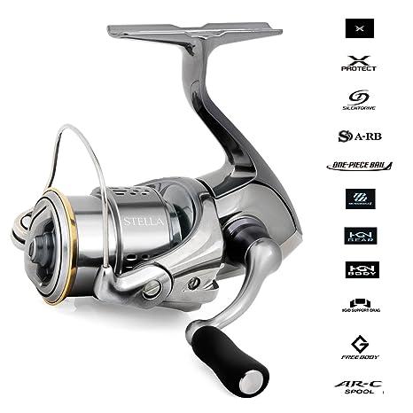 f4f9a09395f Shimano STELLA 4000 FJ: Amazon.it: Sport e tempo libero