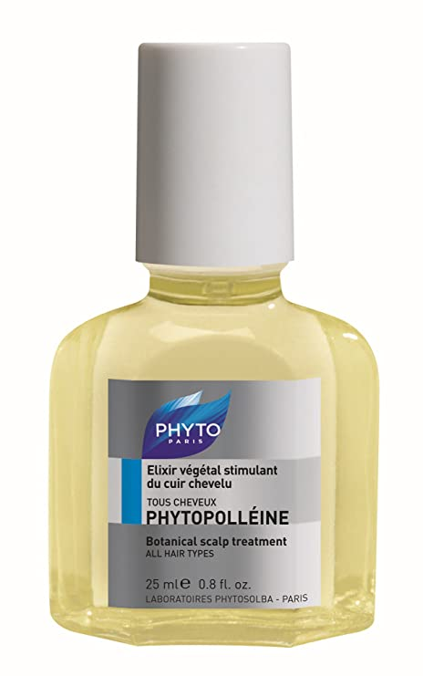 Phyto phytopolleine Botanical cuero cabelludo Tratamiento para todo tipo de cabello, 25 ml