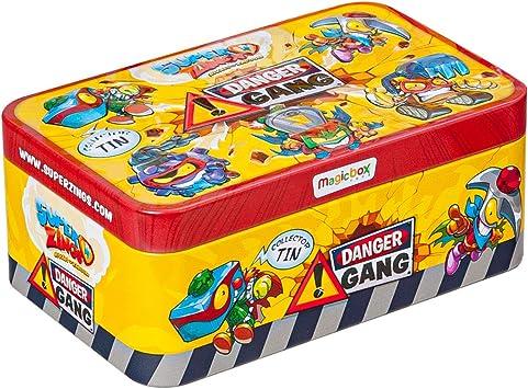 SuperZings SZSTINT0112 - Caja expositora de cartón: Amazon.es: Juguetes y juegos