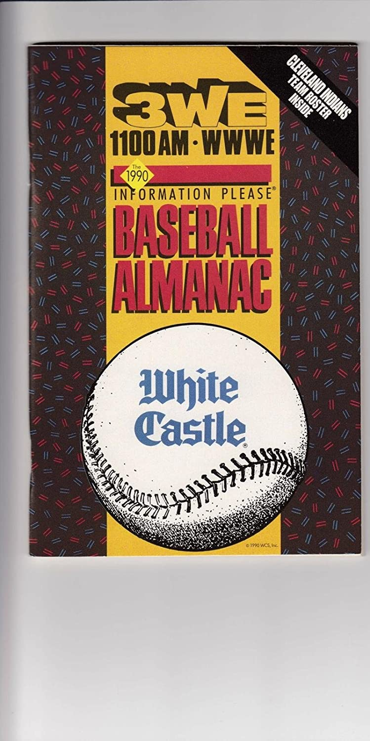 1990 1100 WWWE 3WE Radio (Cleveland, OH) and White Castle