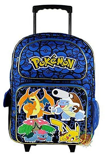 Amazon.com: Pokemon Charizard, Venusaur, Blastoise, Pikachu ...