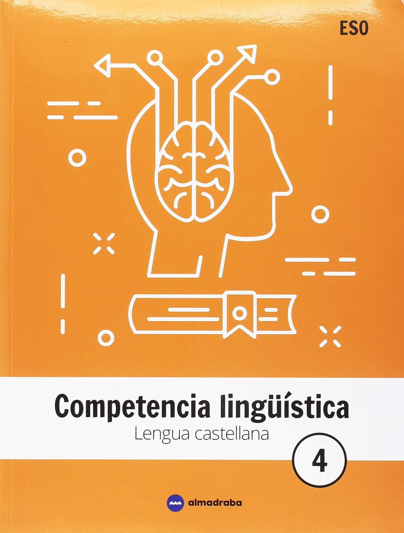 LENGUA CASTELLANA 4 ESO. COMPETENCIA LINGÜÍSTICA: Amazon.es: GARCÍA, MARÍA, GUERRERO, OLGA, RUIZ, ELISA, SÁNCHEZ, RAQUEL: Libros