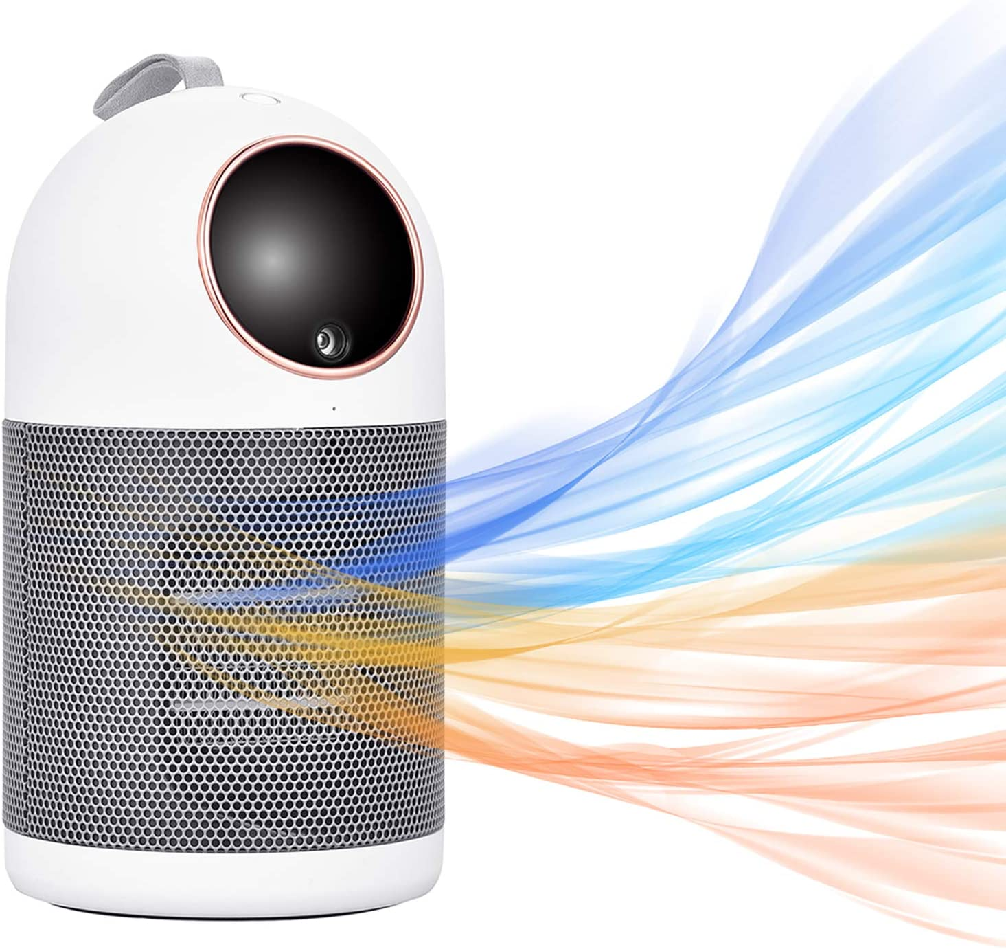 Space Heater with Max 85% OFF Humidifier Excellence Portable Electric Heat Desk