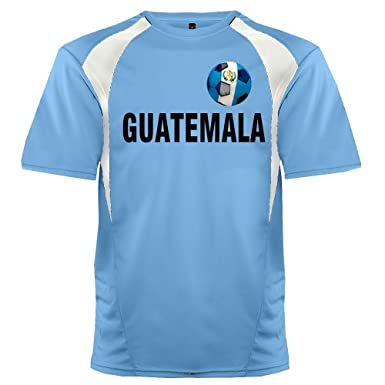 bbd53c623 Amazon.com  Custom Guatemala Soccer Ball 1 Jersey Personalized with Your  Names and Numbers  Clothing