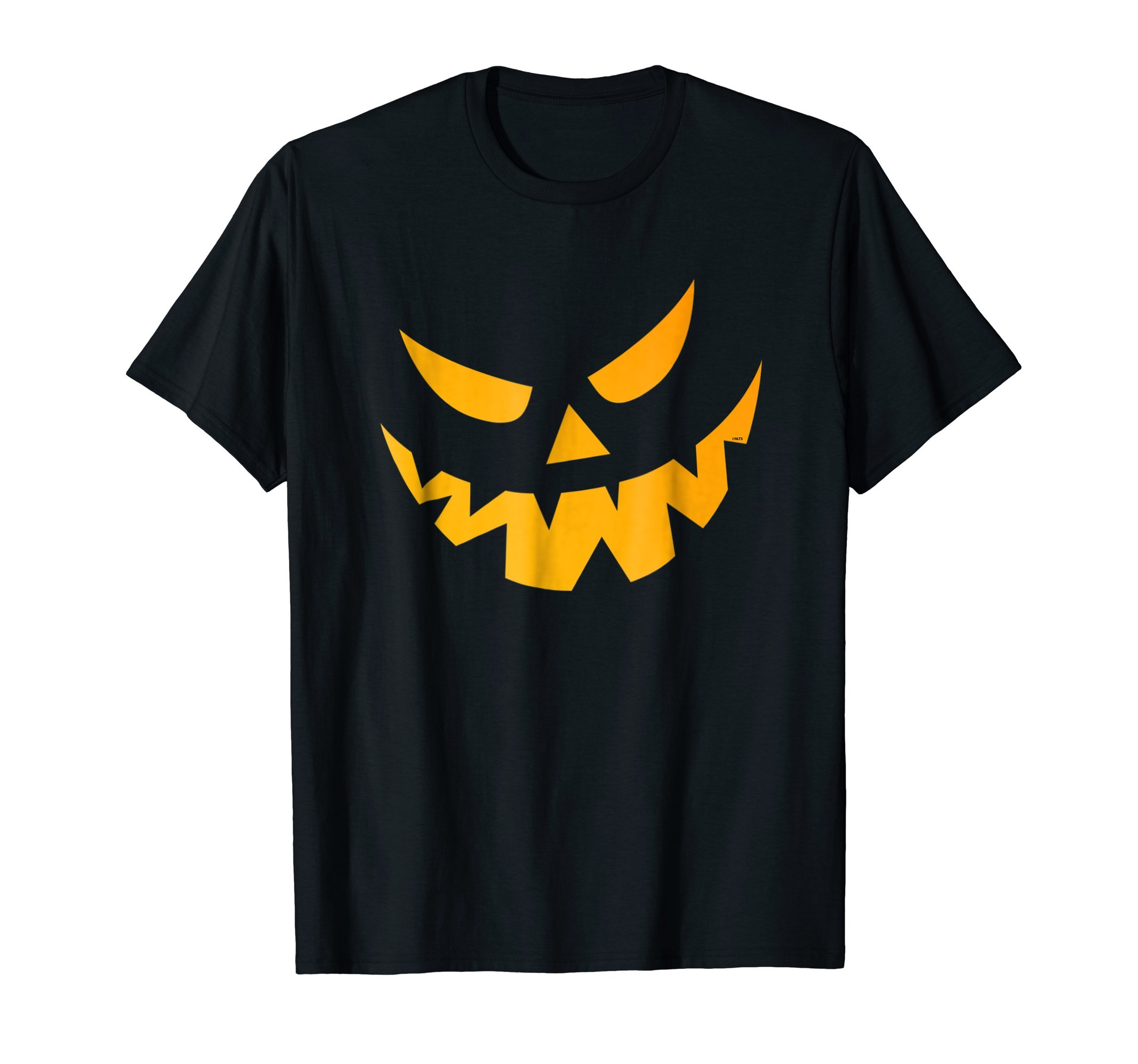 Grinning-Pumpkin-Funny-Halloween-costume-T-Shirt-Tee-Gift
