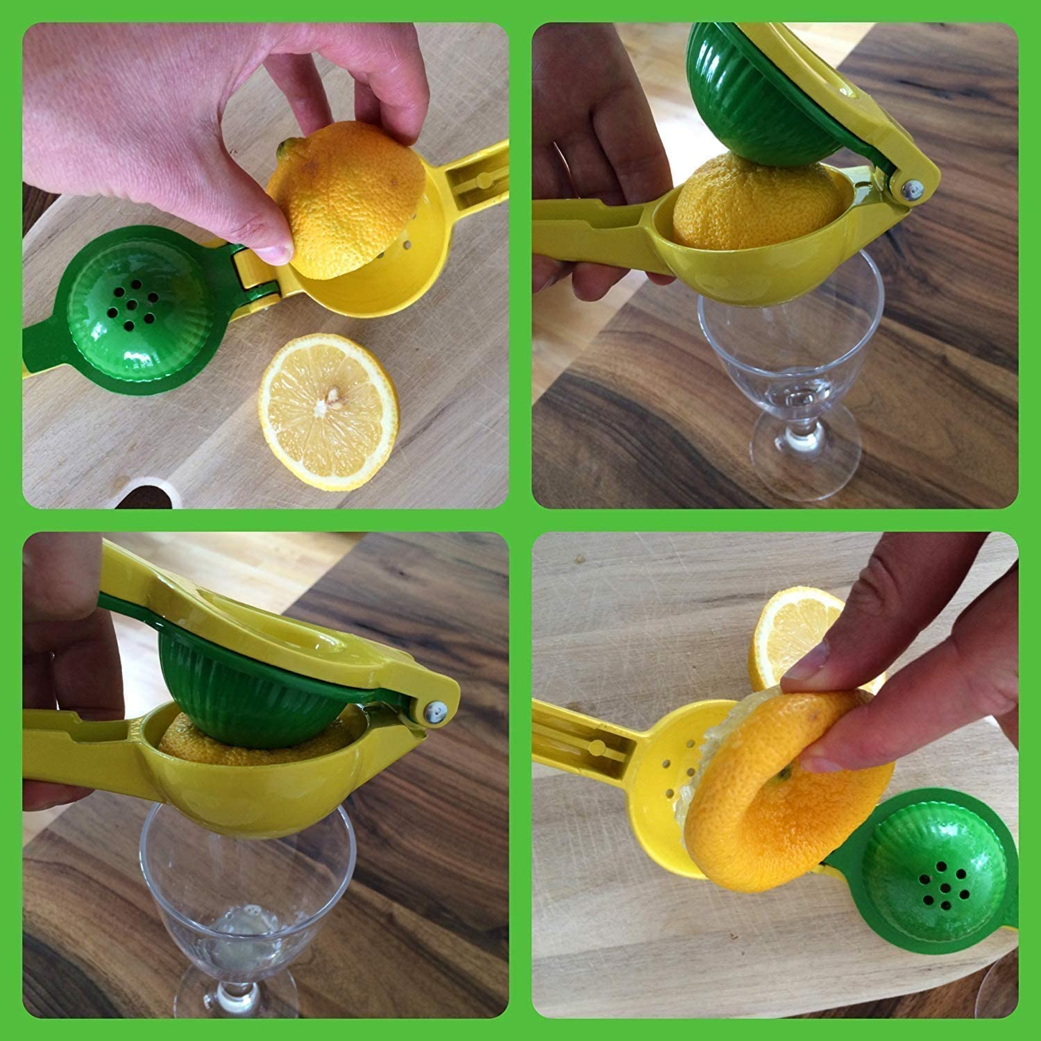 Manual Juicers Small Quality Stainless Steel Lemon Squeezer,Manual ...