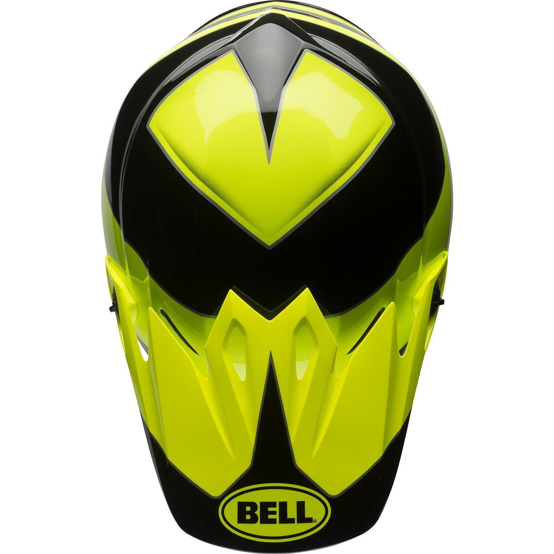 Bell MX MX-9 Mips Adult Helmet Stryker Hi-Viz//Green