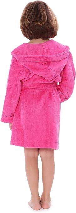 TANGO Turkish Towel Bathrobe Pool Beach Dress Boys Girls Kids Sizes Cotton