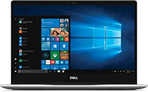 Dell Inspiron 13 7000 7370 Laptop - (13.3in Touchscreen IPS FHD (1920x1080), 8th Gen Intel Quad-Core i5-8250U, 256GB SSD, 8GB DDR4, Backlit Keyboard, Windows 10) (Renewed)