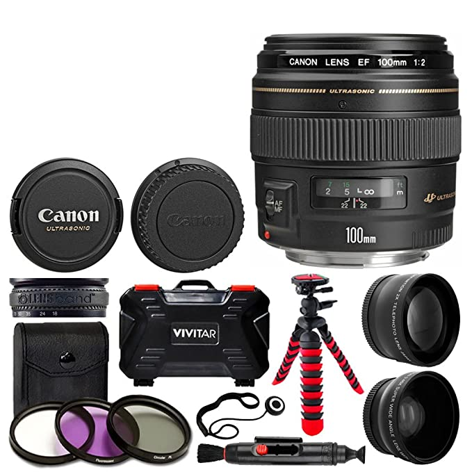 Review Canon EF 100mm f/2