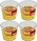 Rink Drink Jager Bomb Reusable Shot Glasses - Gift Box of 4