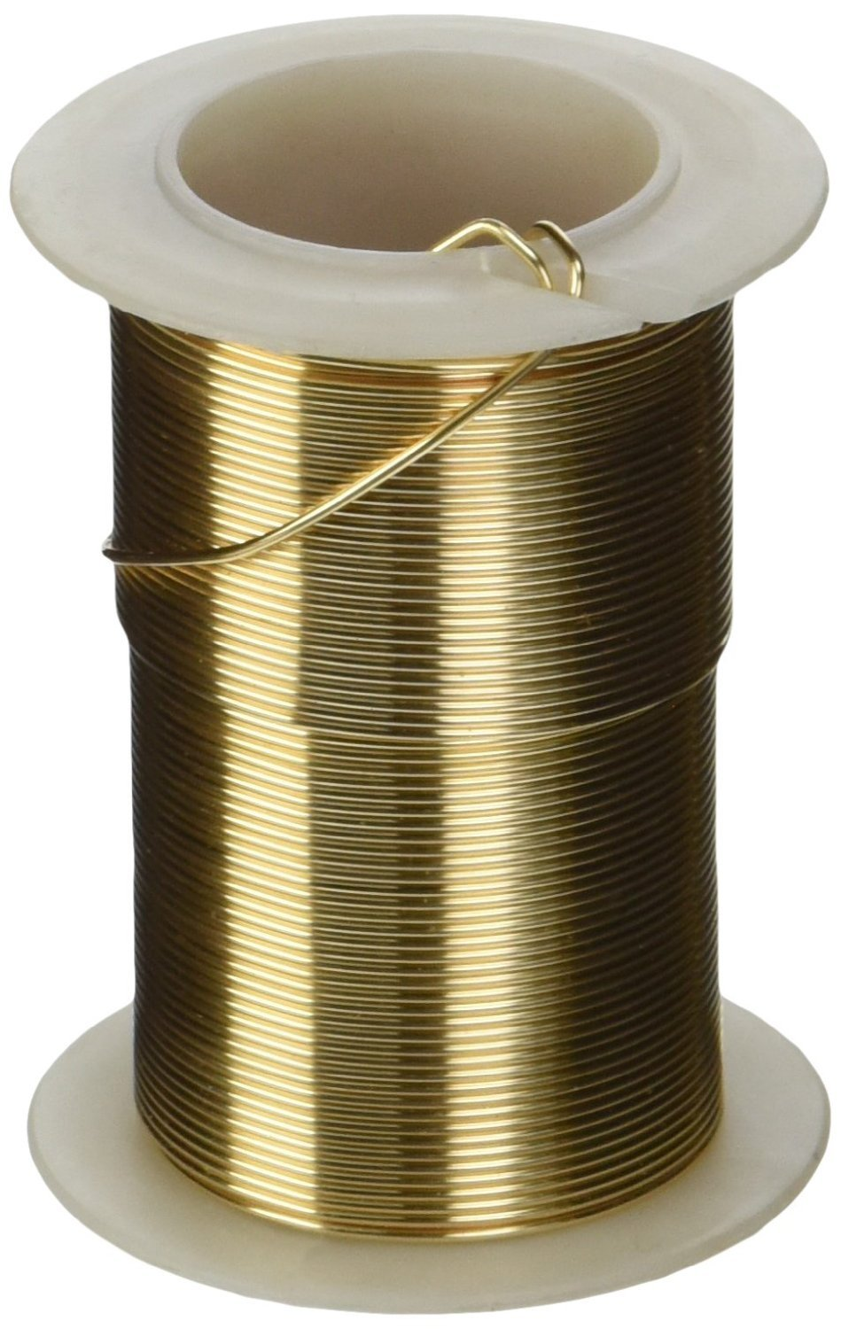 Darice Beading 20 Gauge 15yd-Gold Colored Copper Wire P32029-4