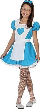 Atosa-26824 Disfraz Alicia, 3 a 4 años (26824): Amazon.es ...