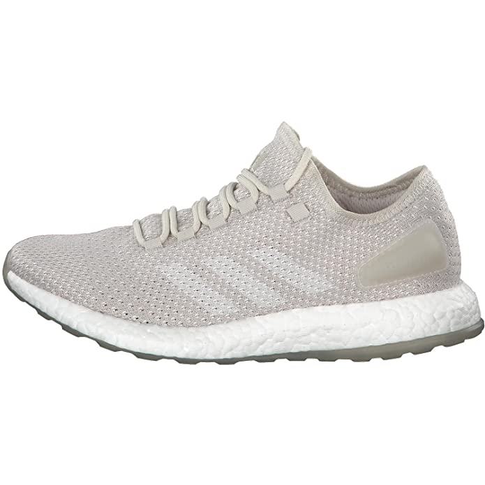 f4a8fe275e40 Adidas Men s Pureboost Clima Chapea Ftwwht Ecrtin Running Shoes-9 UK India  (43 1 3 EU)(BY8895)  Buy Online at Low Prices in India - Amazon.in
