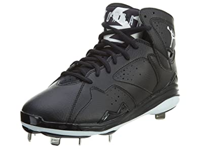 38e384d2f88 NIKE  684943-010  AIR Jordan 7 Retro Metal Mens Sneakers AIR JORDANBLACK  WHITEM