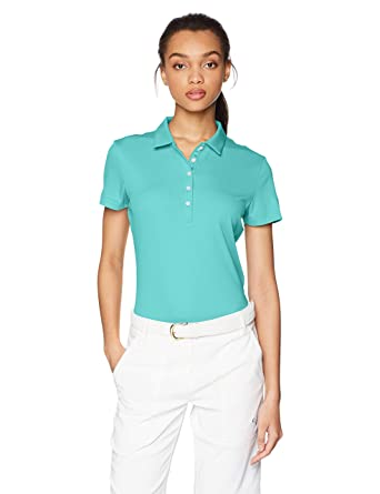 PUMA 2019 Pounce Polo, Blue Turquoise, XS para Mujer: Amazon.es ...