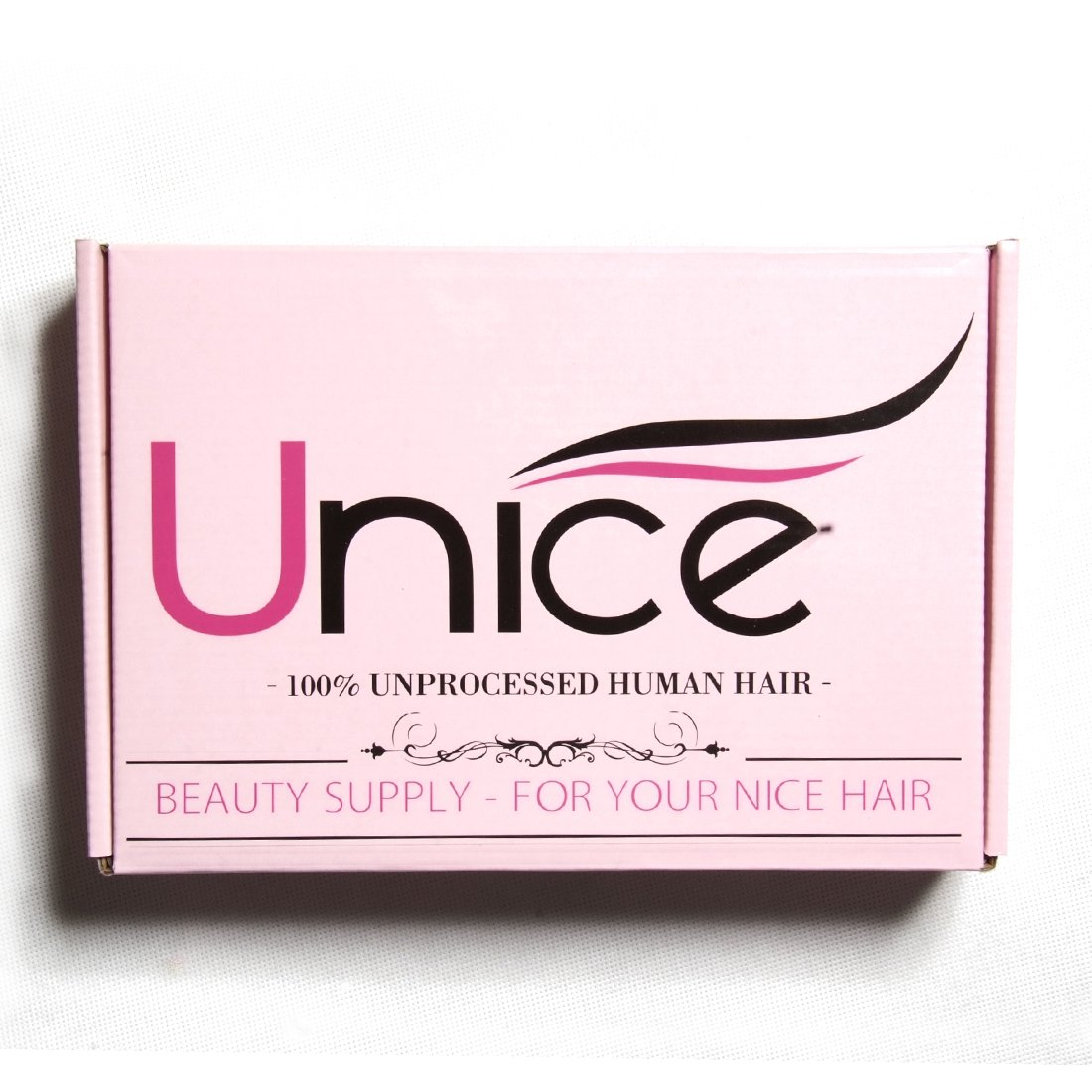 Unice Hair 18 20 22inch Brazilian Virgin Human Hair Weave 3 Bundles Deal Brazilian Body Wave Hair Weft Extensions Natural Color by UNICE (Image #7)