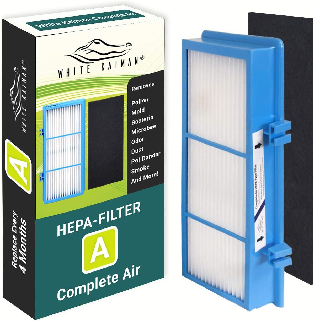 Kaiman Premium True HEPA Filtro de Aire Completo A con prefiltro ...