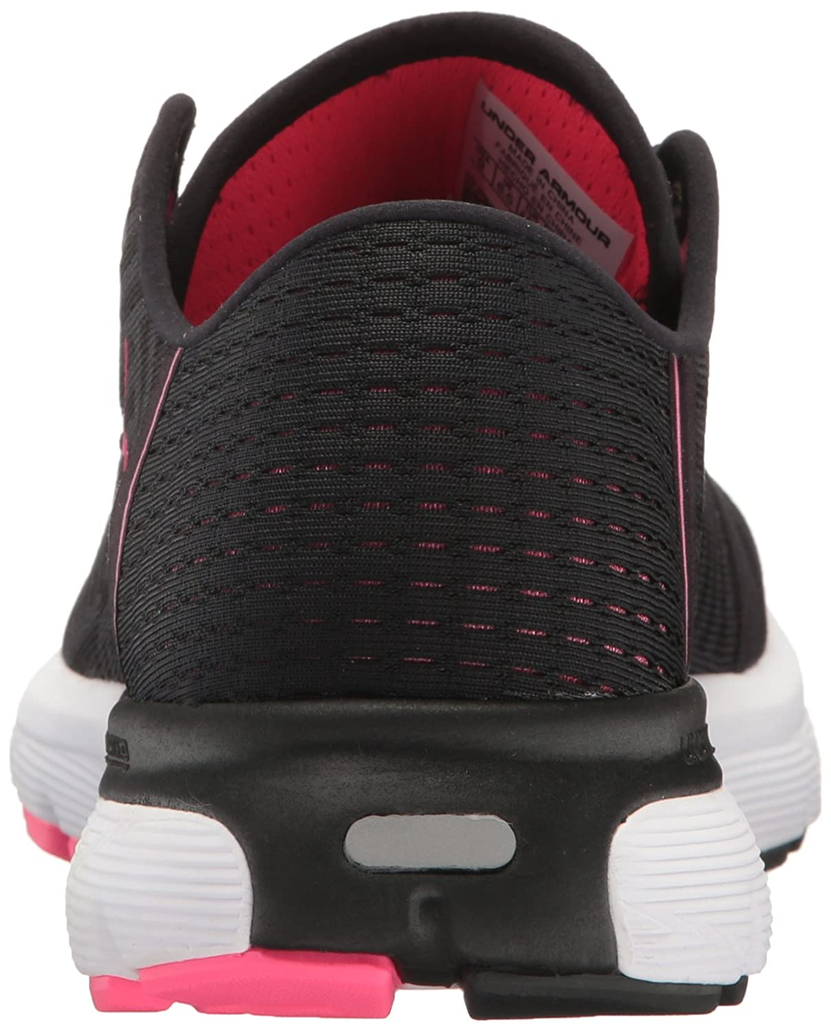 Under Armour Women's Speedform Gemini 3 Running Shoe B01GP2Z4CK 12 B(M) US|Black (003)/White