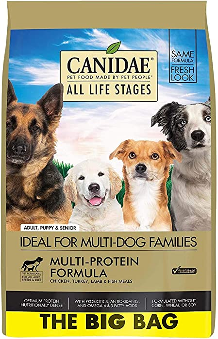 Top 9 Canidade All Stages Dog Food