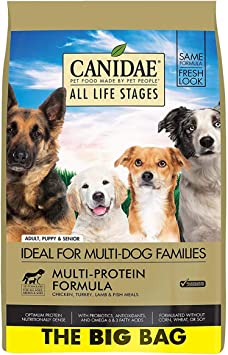 Canidae All Life Stages Premium Dry Dog Food - The Best Dry Dog Food for Yeast Infections