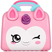 Kindi Kids Doctor Bag - Kindi Fun Unicorn Toy Doctor Bag with Shopkins Thermometer and Many More Accessories, Multicolor…
