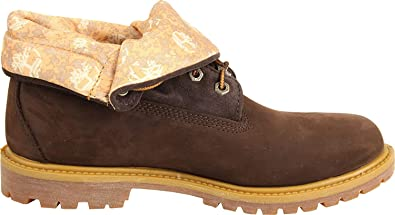 botte timberland roll top