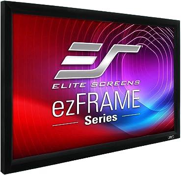Elite Screens ezFrame - Pantalla para proyector (120