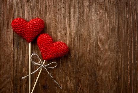 Amazon Com Aofoto 9x6ft Love Hearts Photography Studio Backdrop