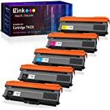6 Pack TN336 Toner Cartridge Replacement for Brother HL-L8250CDN L8350CDW L9200CDW MFC-8600CDW L9550CDW L8850CDW DCP-9050CDN L8400CDN Printers Toner Cartridge 2C+2Y+2M