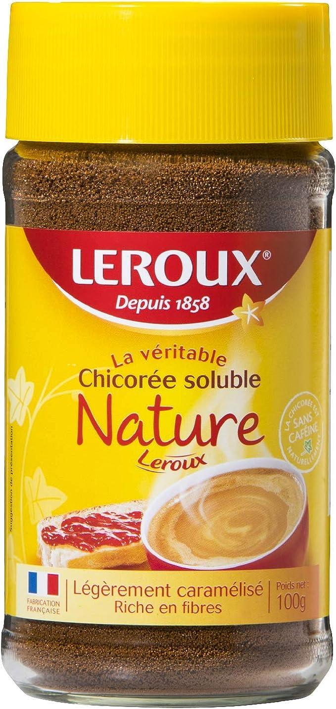 ACHICORIA LEROUX NATURAL 100